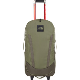 "The North Face Longhaul 30"" Travel Bag new taupe green/four leaf clover"